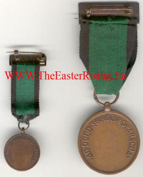 The Distinguished Service Medal with Distinction