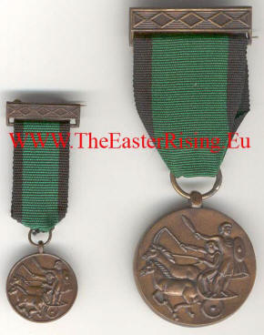 The Distinguished Service Medal 2nd Class