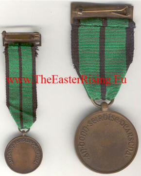 Distinguished Service Medal with Merit