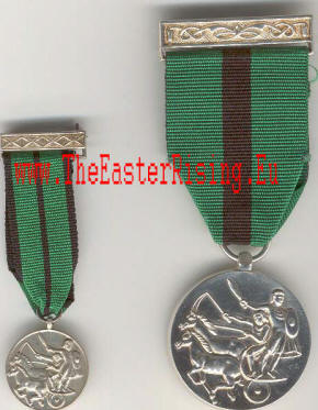 The Distinguished Service Medal 1st Class