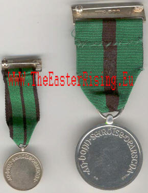 The Distinguished Service Medal with Honour