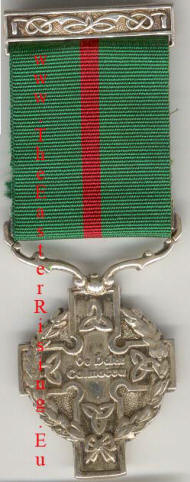 Military Medal for gallantry 1st Class