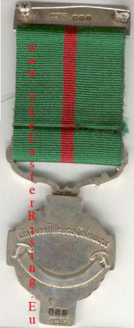 "Military Medal for Gallantry ""with Honour"""