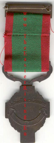 "Military Medal for Gallantry ""with Distinction"""